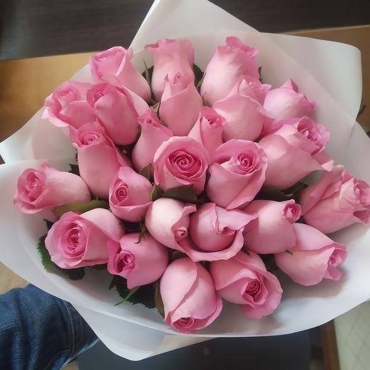 Роза кенийская (40см) поштучно