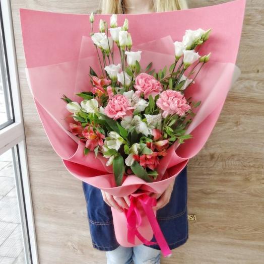 Букет цветов Изысканный