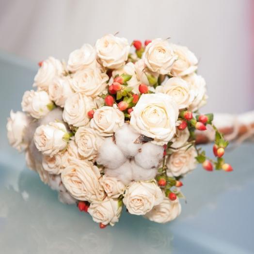 """Свадебный """"Wedding winter"""""""
