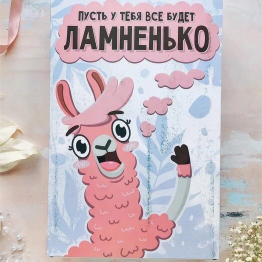 """Набор из 7 предметов """"Ламненько"""""""