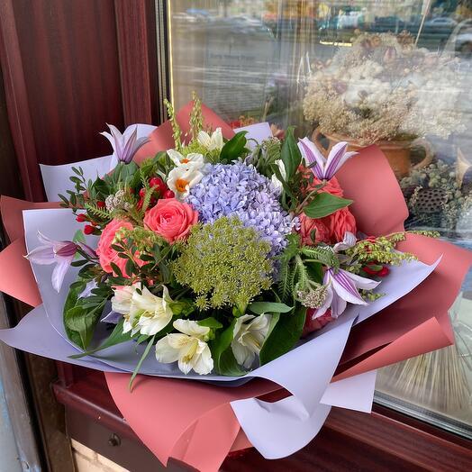 Букет цветов Аризона