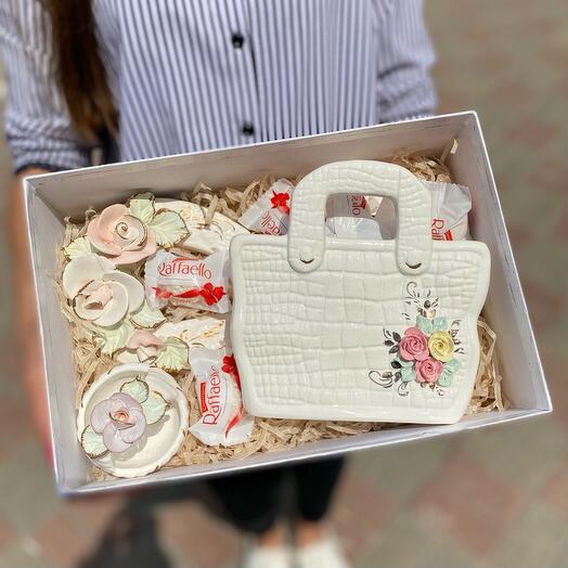 Подарочный керамический набор «Лепка»