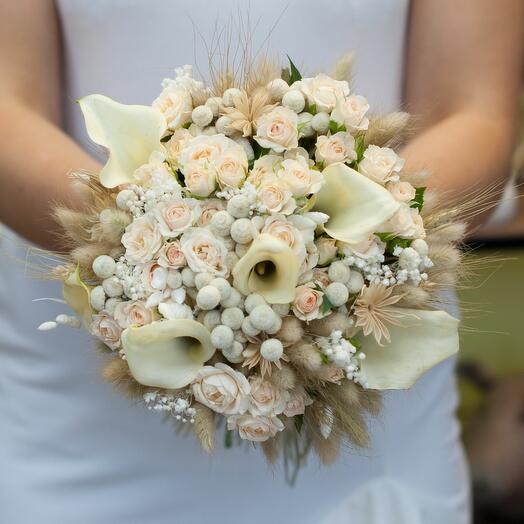 Букет невесты Мартина