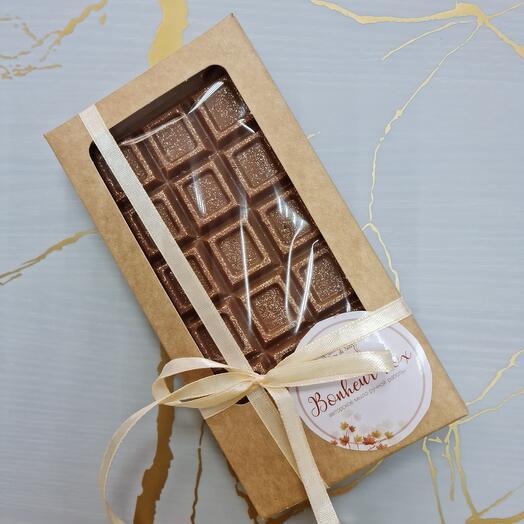 Мыло шоколад ручной работы