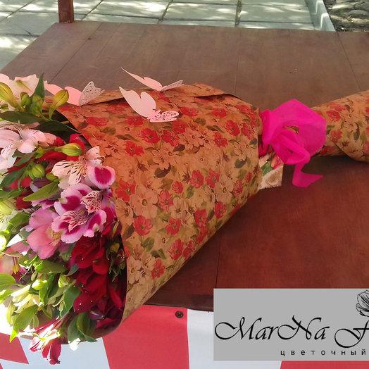 Батерфляй: букеты цветов на заказ Flowwow