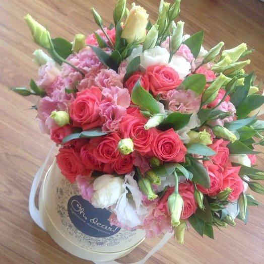 Букет Марго: букеты цветов на заказ Flowwow