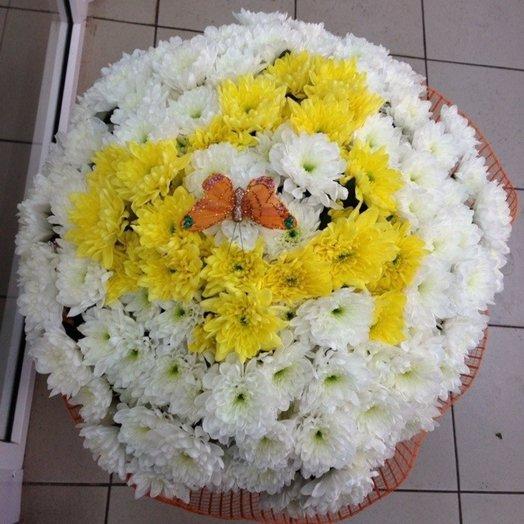 Букет кустовых хризантем: букеты цветов на заказ Flowwow