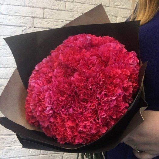 Малиновый Диантус: букеты цветов на заказ Flowwow
