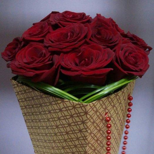 Знак внимания: букеты цветов на заказ Flowwow