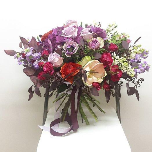 Колдовская роща: букеты цветов на заказ Flowwow