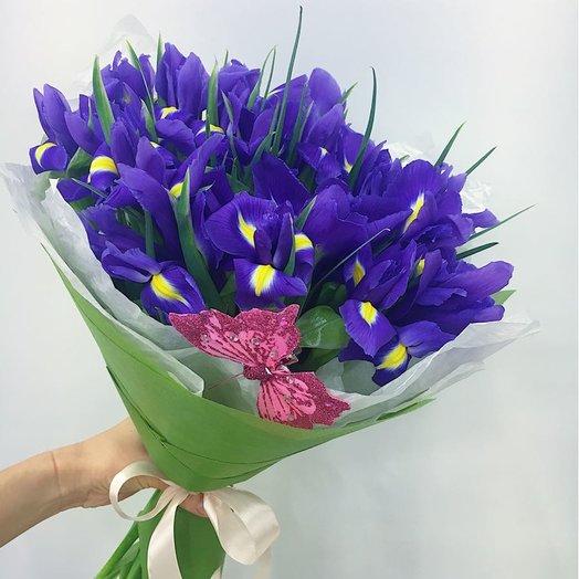Перуника: букеты цветов на заказ Flowwow