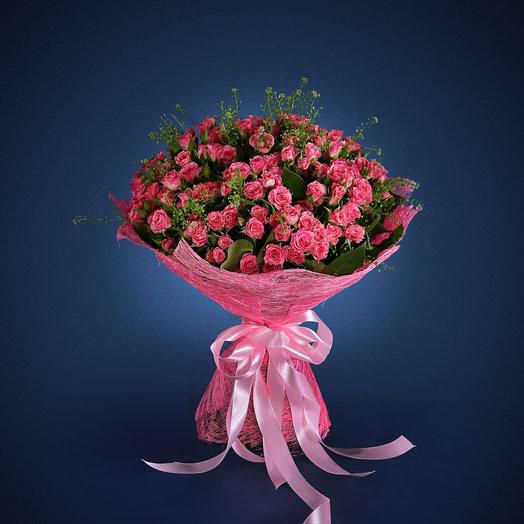 Лилу: букеты цветов на заказ Flowwow