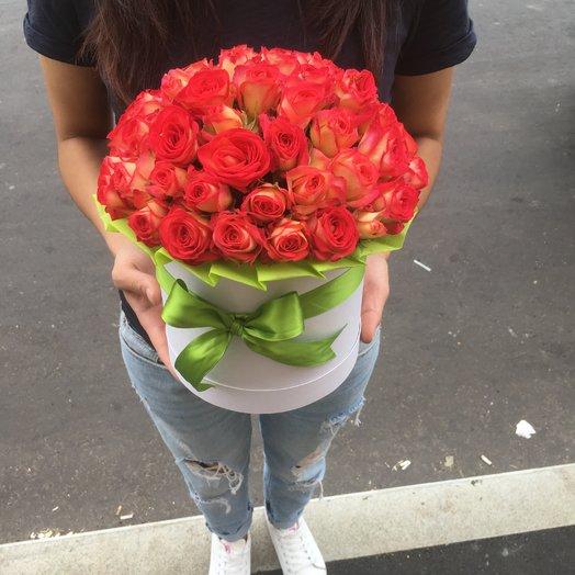 Маленький Подарок: букеты цветов на заказ Flowwow