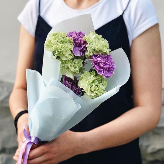 Диантус микс: букеты цветов на заказ Flowwow