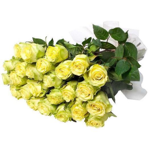 19  роз сорт Lemonade: букеты цветов на заказ Flowwow