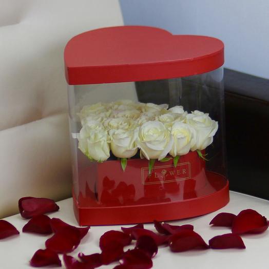 Любовь - это: букеты цветов на заказ Flowwow