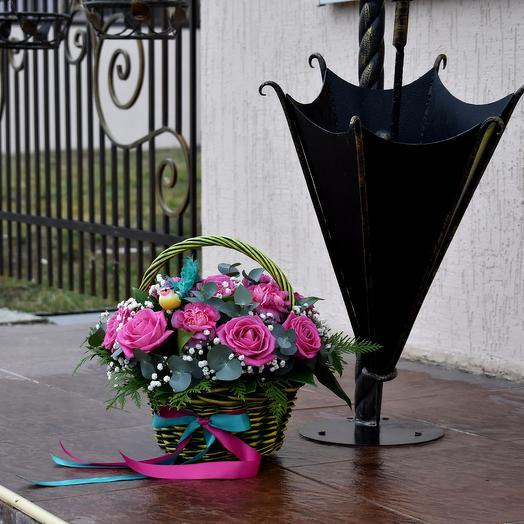 """""""Райский сад"""": букеты цветов на заказ Flowwow"""