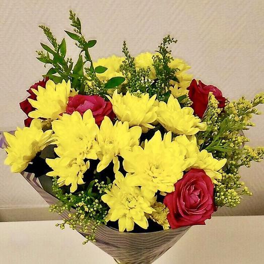 Солнечная долина: букеты цветов на заказ Flowwow