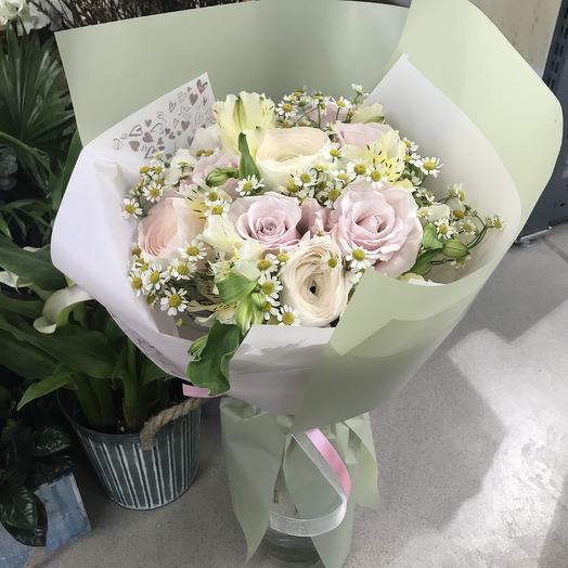 Кудряшка Сью: букеты цветов на заказ Flowwow