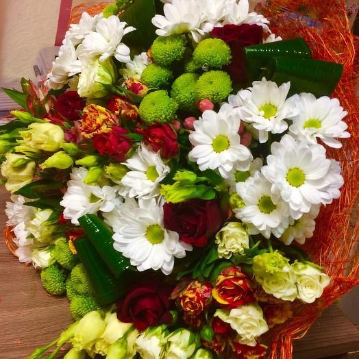 Брызги лета: букеты цветов на заказ Flowwow