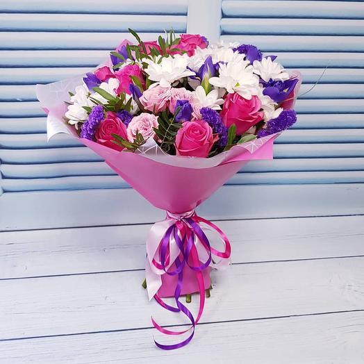 Доставка цветов алексине