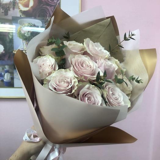 Букет 189: букеты цветов на заказ Flowwow