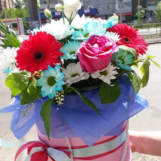Сюрпрайз: букеты цветов на заказ Flowwow