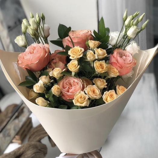 Микелла: букеты цветов на заказ Flowwow