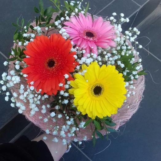 Ярче: букеты цветов на заказ Flowwow