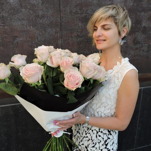 Bouquet of roses Mondial Mondial (Mondiale)