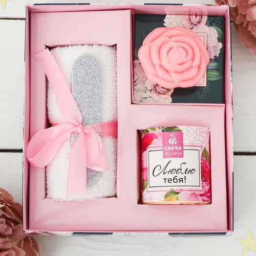Люблю тебя 2: букеты цветов на заказ Flowwow