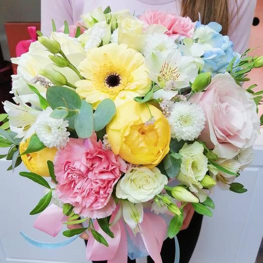 """Композиция """"Счастье"""": букеты цветов на заказ Flowwow"""