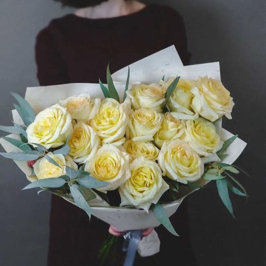 Розмари: букеты цветов на заказ Flowwow