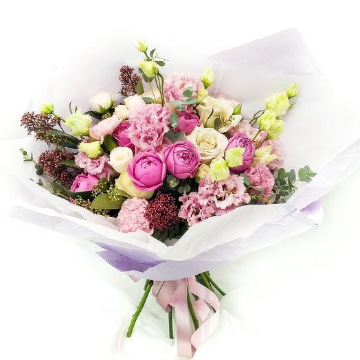 Букет Jazz: букеты цветов на заказ Flowwow
