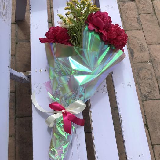 Ред Шарм: букеты цветов на заказ Flowwow