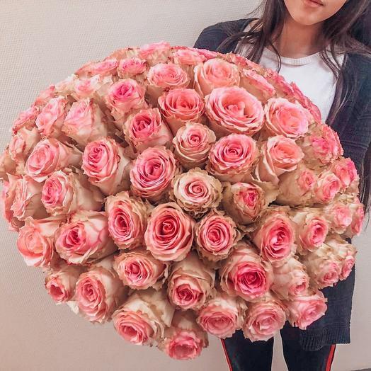 Королевский букет: букеты цветов на заказ Flowwow