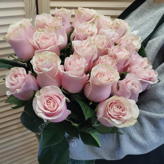 🌺25 розовых  роз🌺