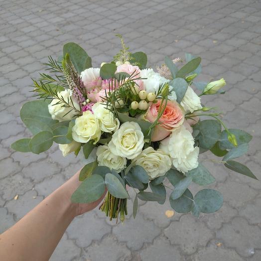 """Свадебный """"Нюд"""""""