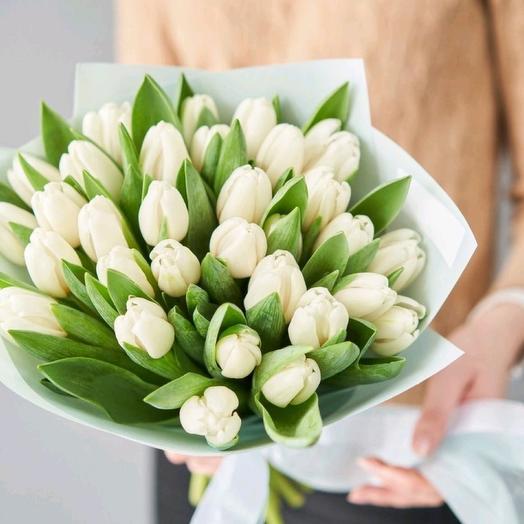 Букет тюльпанов 4