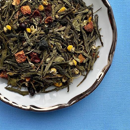 Зелёный чай «Ягодная сказка»