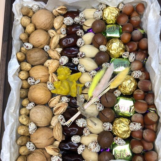 Ореховое изобилие