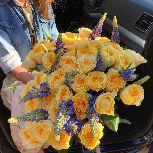 49 Солнечных роз