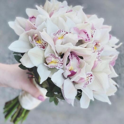Букет невесты Luxury Flowers Орхидея