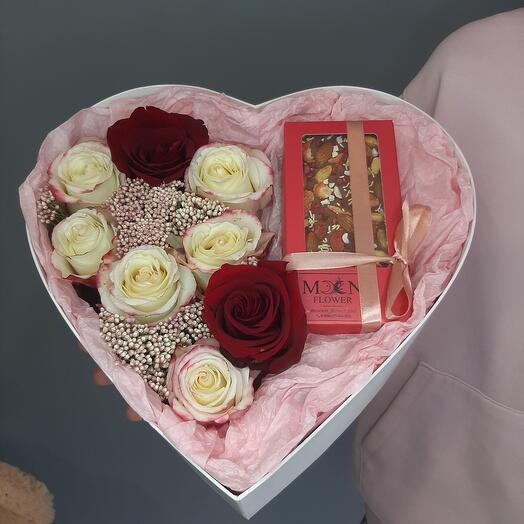 Коробка Любовь
