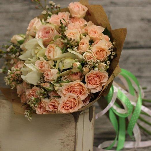 Каприччио: букеты цветов на заказ Flowwow