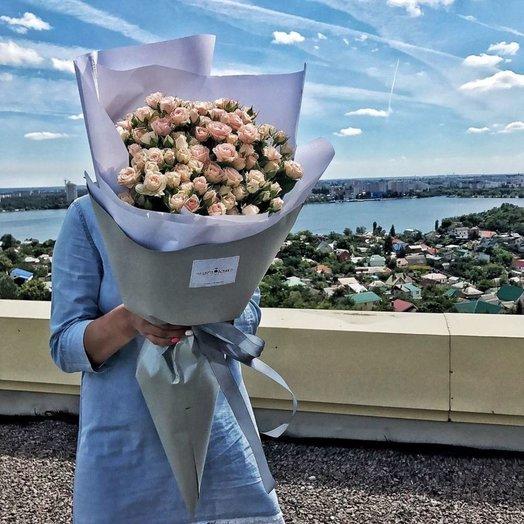 Букет ТОКИО: букеты цветов на заказ Flowwow