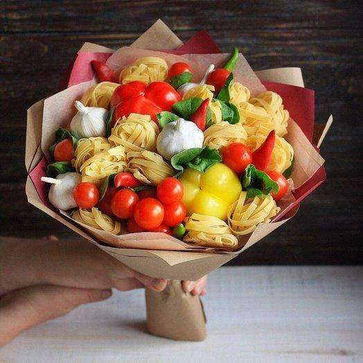 Итальяно vo 1: букеты цветов на заказ Flowwow