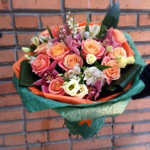 Букет пленительный аромат: букеты цветов на заказ Flowwow