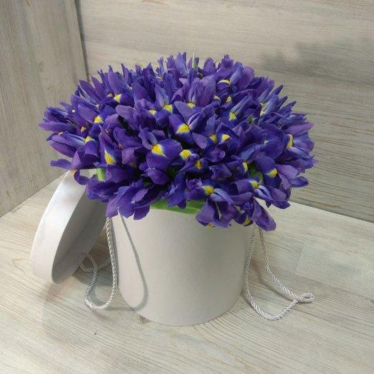 Лагуна синяя: букеты цветов на заказ Flowwow