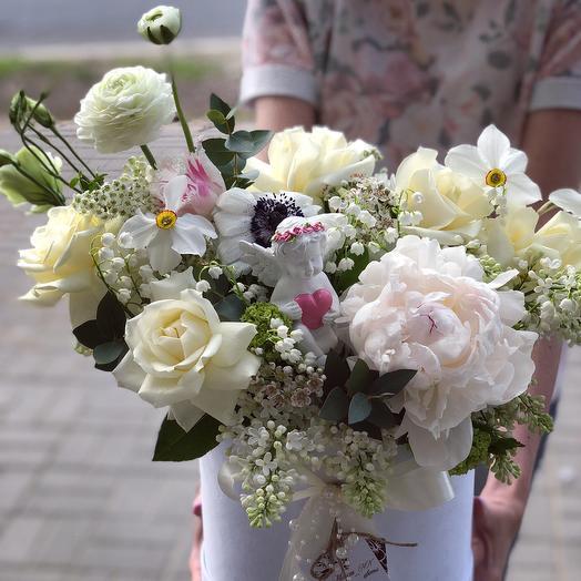 Волшебный бархат: букеты цветов на заказ Flowwow
